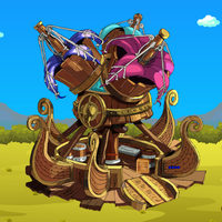 Wooden Cart Escape Games2Jolly
