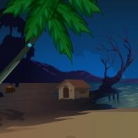 Wooden Coffin Treasure Escape EscapeGamesToday