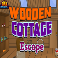 Wooden Cottage Escape 2 TollFreeGames