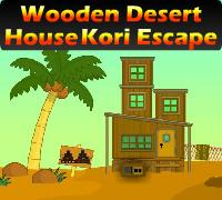 Wooden Desert House Kori Escape AvmGames