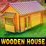 Wooden House Escape 2 Games4King