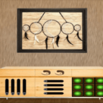 Wooden House Escape 3 8BGames