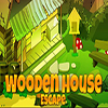 Wooden House Escape Games4King