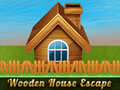 Wooden House Escape MirchiGames