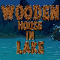 Wooden House In Lake ENAGames