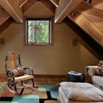 Wooden House Interior Escape GenieFunGames