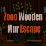 Wooden Mur Escape ZoooGames