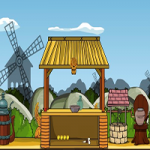 Wooden Windmill Escape Games2Jolly