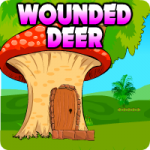 Wounded Deer Escape AvmGames