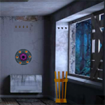 Wrecked Adandoned Room Escape GenieFunGames
