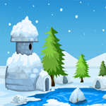 Xmas Snow Village Escape SiviGames