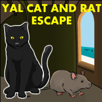 Yal Cat And Rat Escape Yal Games