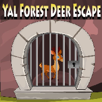 Yal Forest Deer Escape YalGames