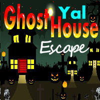 Yal Ghost House Escape Yal Games