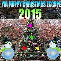 Yal Happy Christmas Escape 2015 YalGames