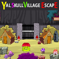 Yal Skull Village Escape Yal Games