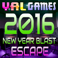 YalGames 2016 New Year Blast Escape