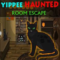 Yippee Haunted Room Escape Yippee Games