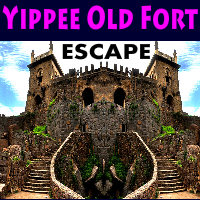 Yippee Old Fort Escape Yippee Games