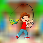 Young Fisher Boy Escape AvmGames