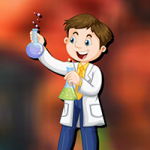 Young Scientist Boy Rescue AvmGames