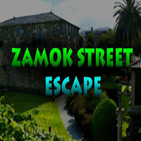 Zamok Street Escape GamesNovel