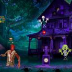 Zombies Abandoned Graveyard Escape Games2Rule