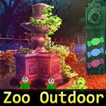 Zoo Outdoor Escape Games4King