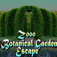 Zooo Botanical Garden Escape ZoooGames