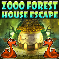 Zooo Forest House Escape ZoooGames